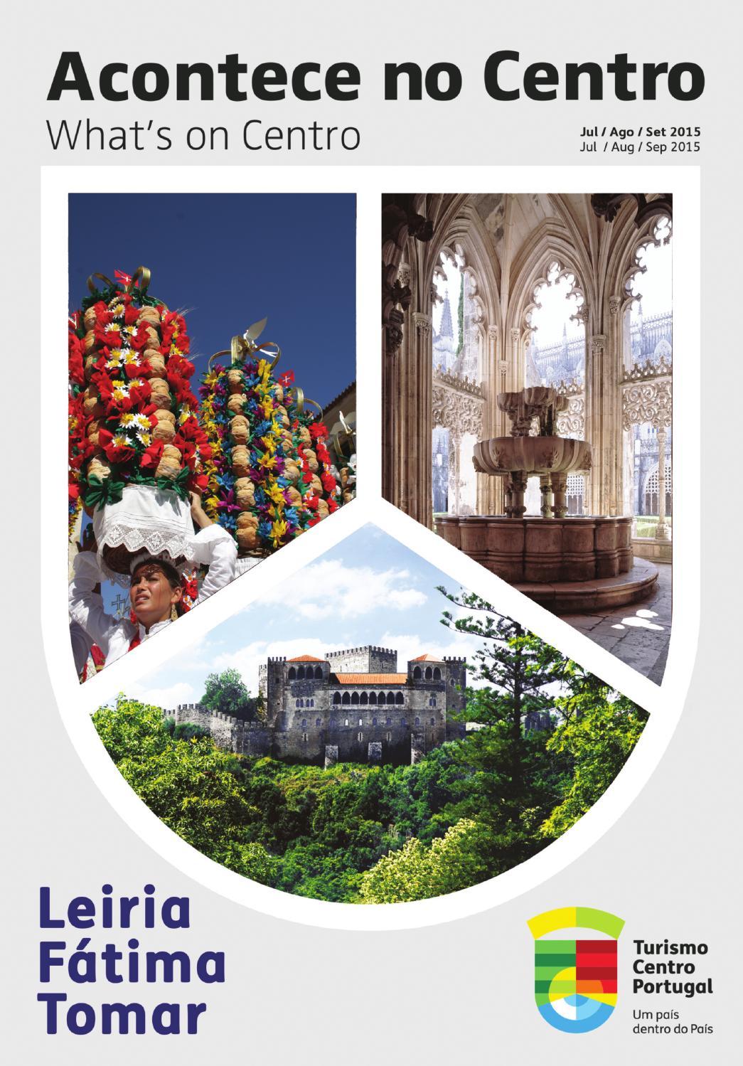 Leiria julho agosto setembro2015 by Turismo Do Centro - issuu bda1e065cd