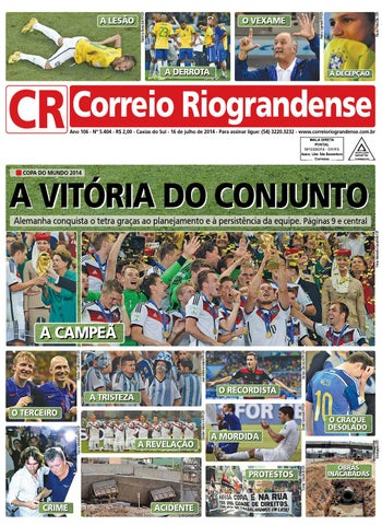 Cr1607 by Correio Riograndense - issuu be2e4805c7432