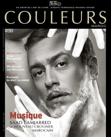 Magazine COULEURS MAROC 50 by ArtpourArt - issuu 232d7bd29025