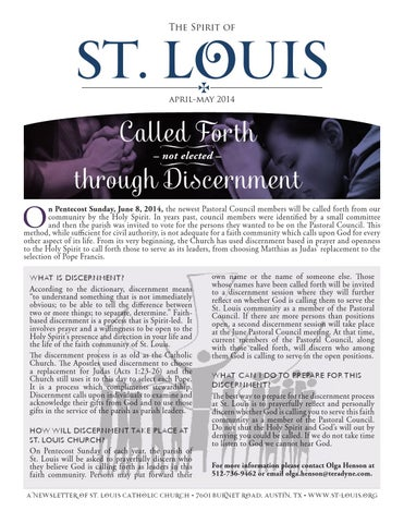 Catholic easter hymn planning guide 2013 2018 resources array april may 2014 the spirit of st louis by st louis king of france fandeluxe Images