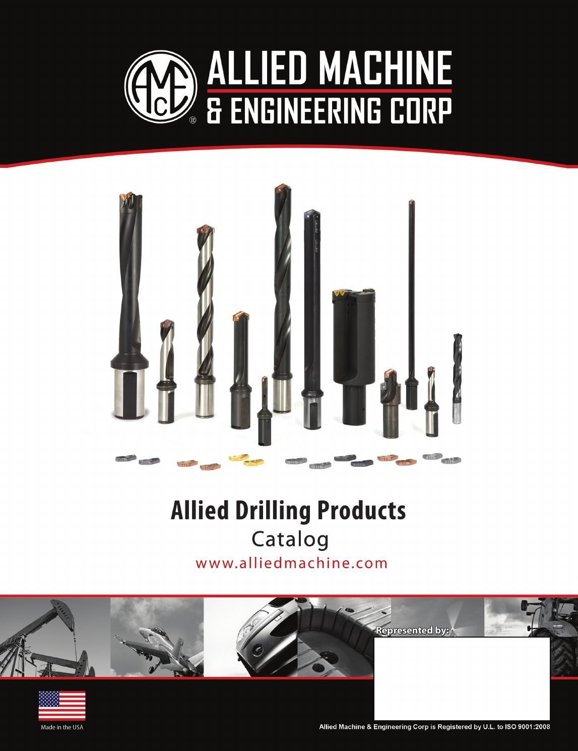 """TTC 3//4/"""" Cobalt Screw Machine Drill-135° Split Point Stub"""