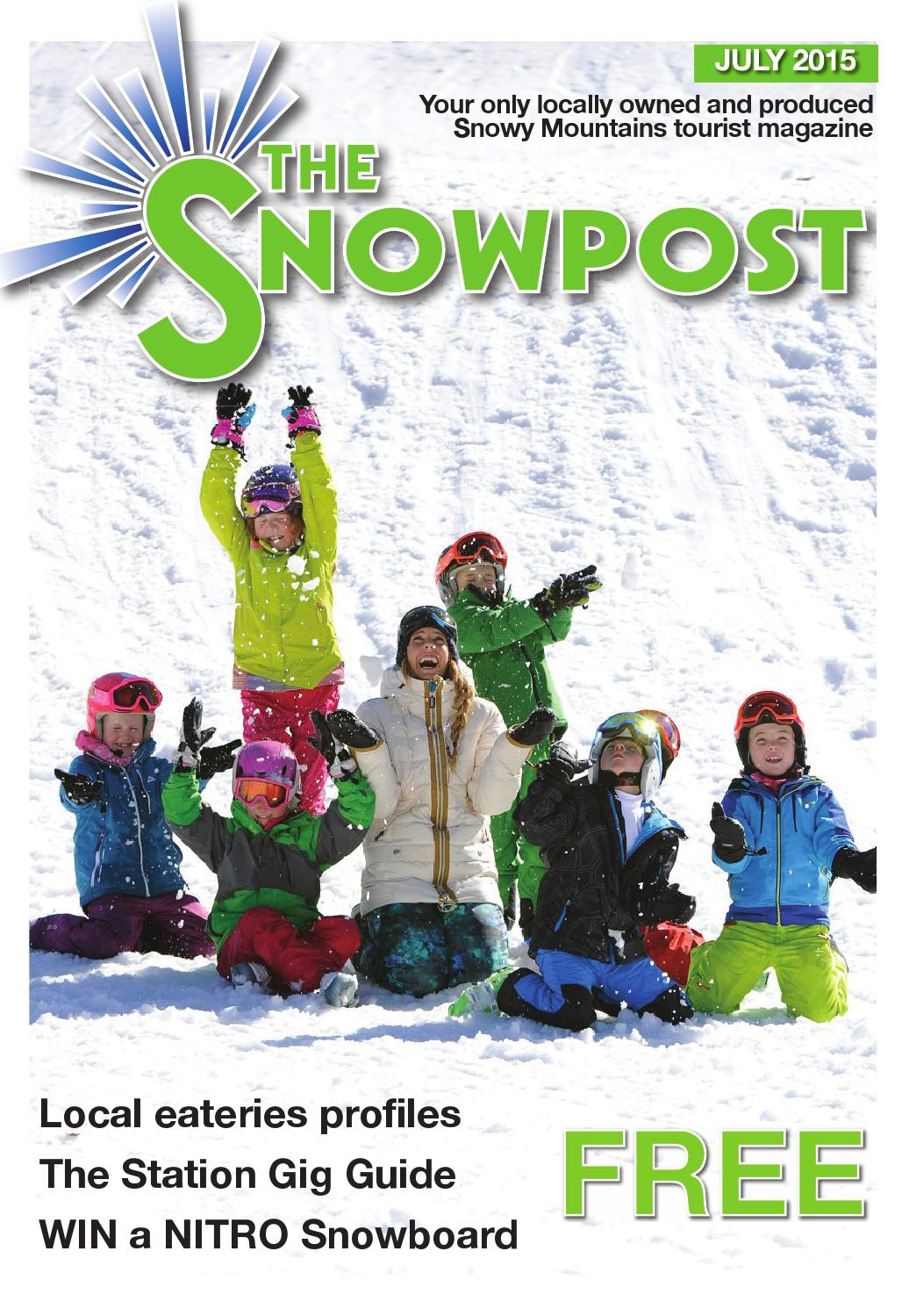 129a08383d1 Snowpost July 2015 by Monaro Post - issuu