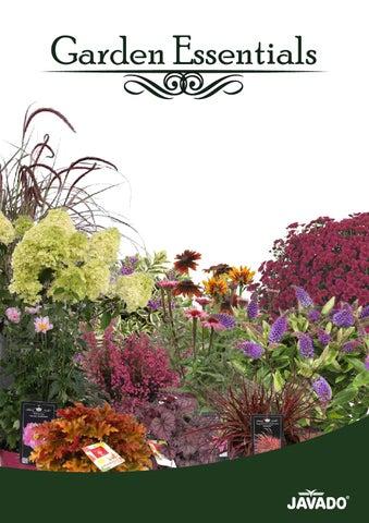 Page 1. Garden Essentials