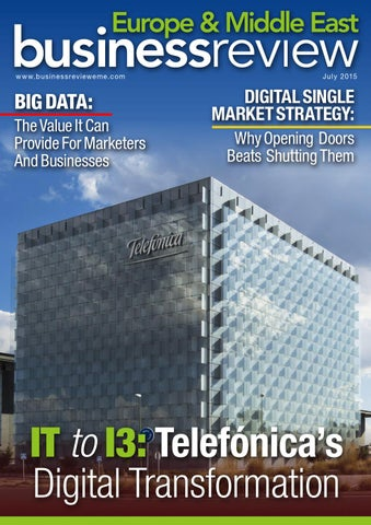 Business Review Europe & Middle East – July 2015