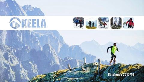 Keela Micro Pulse Fleece Top Climbing Walking Mountain Biking
