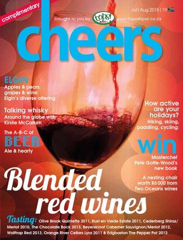 Egg Chair Bruin Leer.Cheers July Aug 2015 Vol 19 By Cheers Magazine Issuu