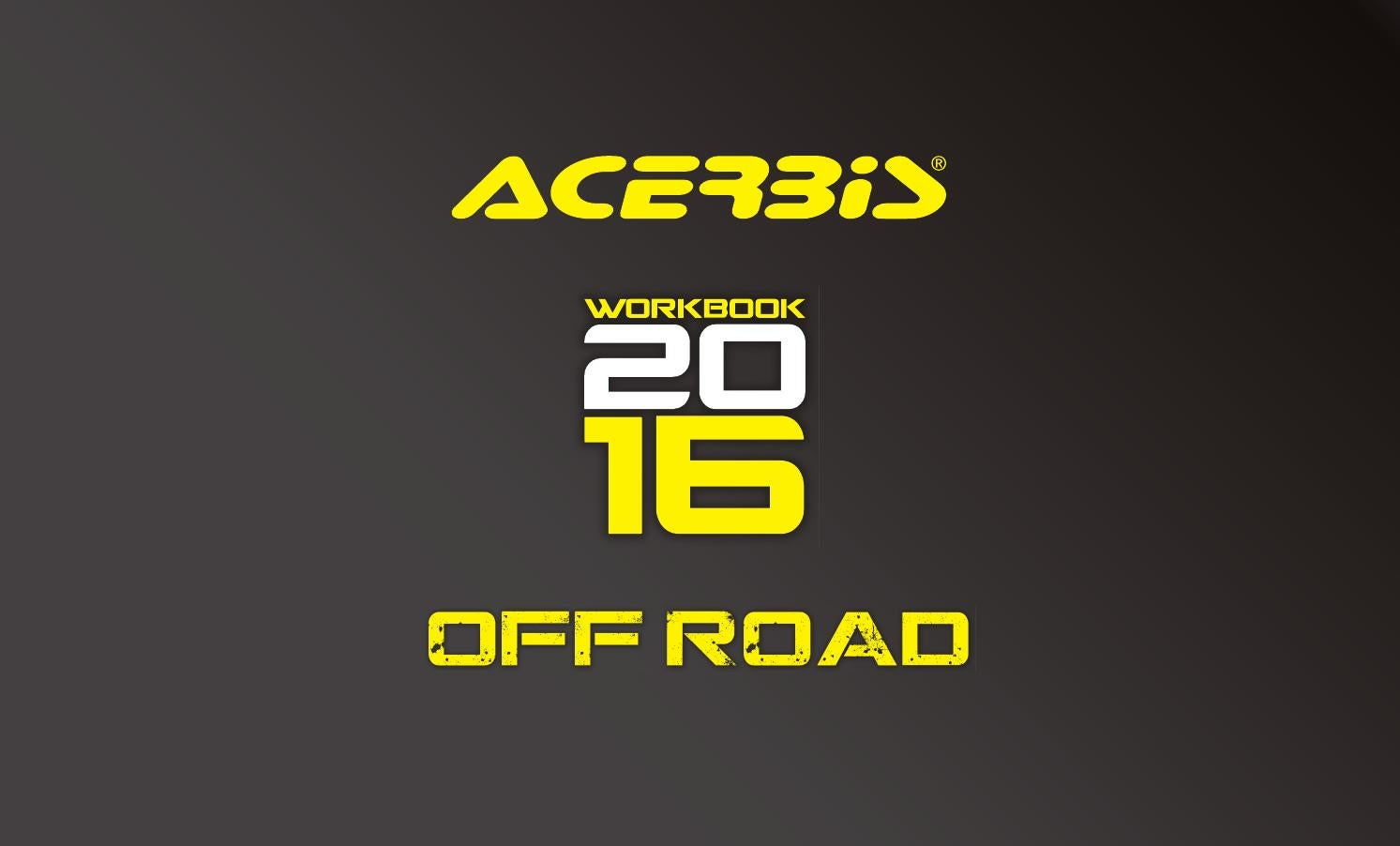Acerbis Workbook 2016 by Mefo Sport issuu