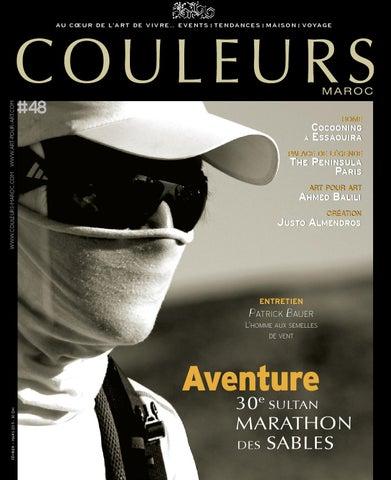Magazine COULEURS MAROC 48 by ArtpourArt - issuu b3a07f73d3eb