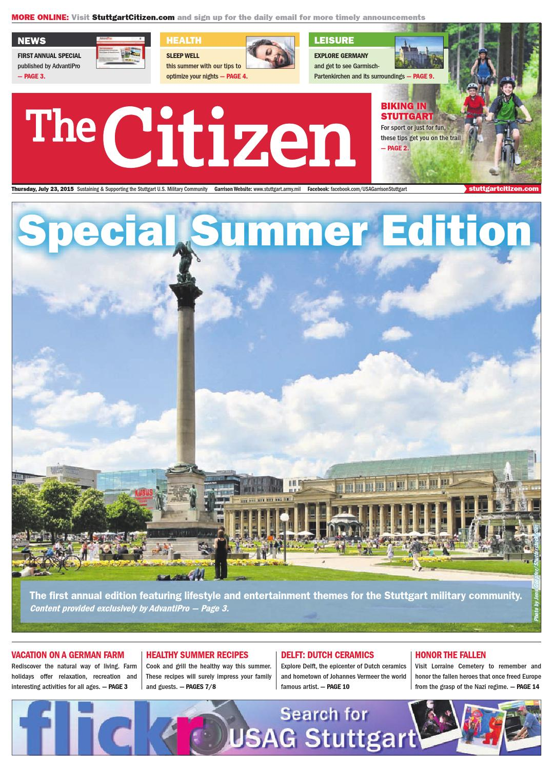 ab9661dae12ee The Citizen, July 23, 2015 by AdvantiPro GmbH - issuu