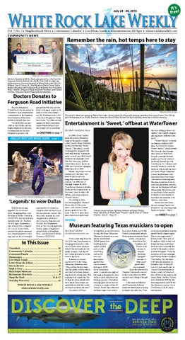 Wrlw 07 24 15 Web Version By White Rock Lake Weekly Issuu