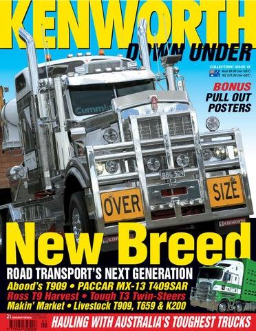 kenworth t401 workshop manual
