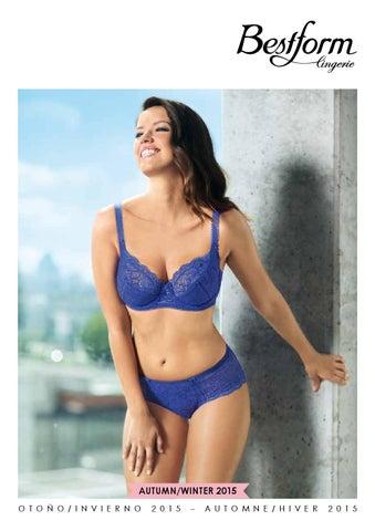 77ab4ae315 Sales catalogue bestform fw15 by skanaticus - issuu
