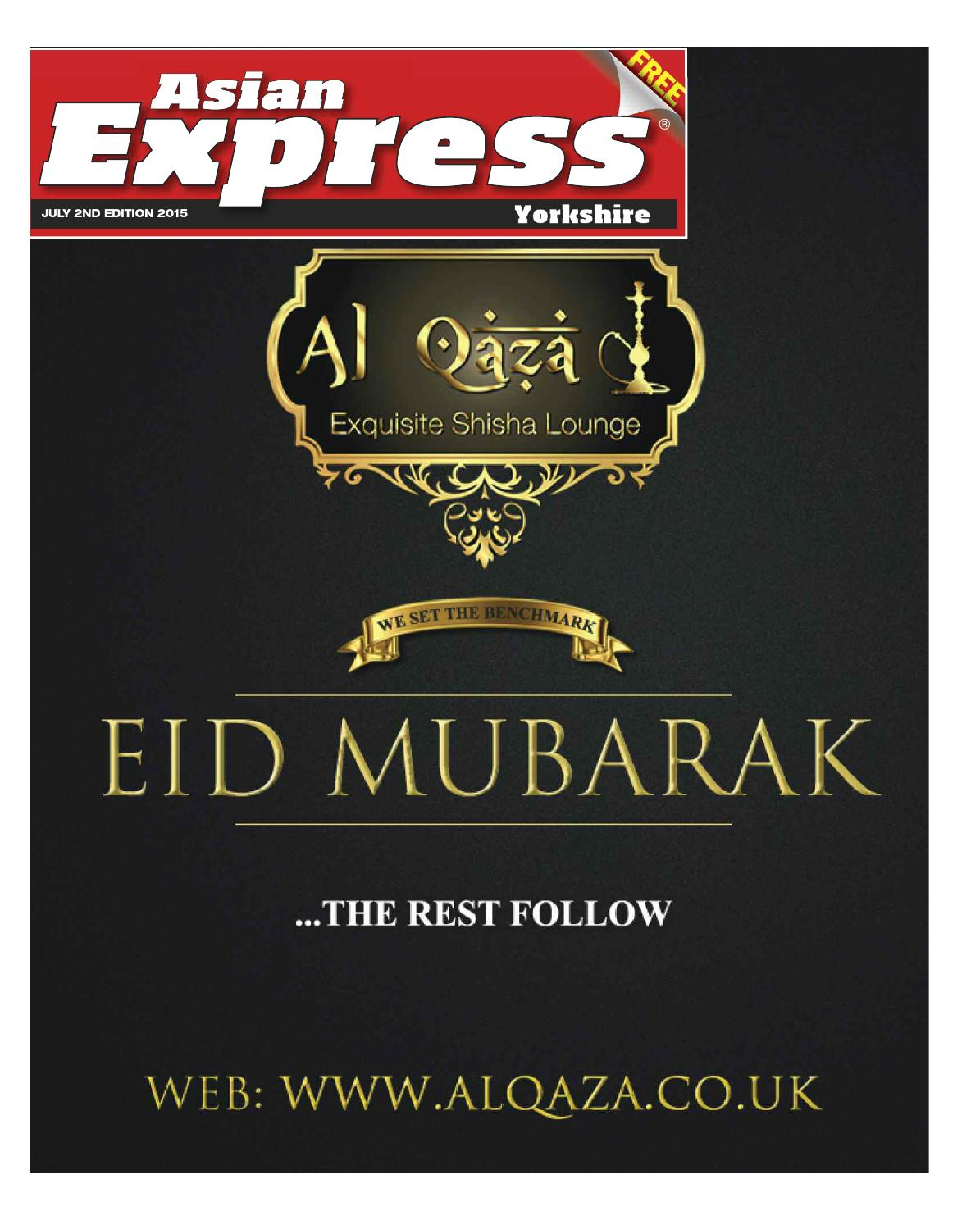 Asian express yorkshire july 2nd edition 2015 by asian expres issuu solutioingenieria Gallery