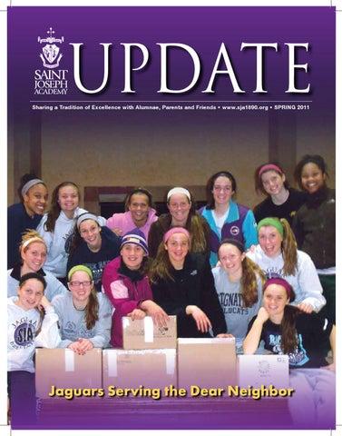 UPDATE Magazine: Fall 2016 by Saint Joseph Admin - issuu