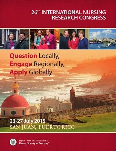 26th international nursing research congress by sigma theta tau page 1 26th international nursing research congress fandeluxe Choice Image