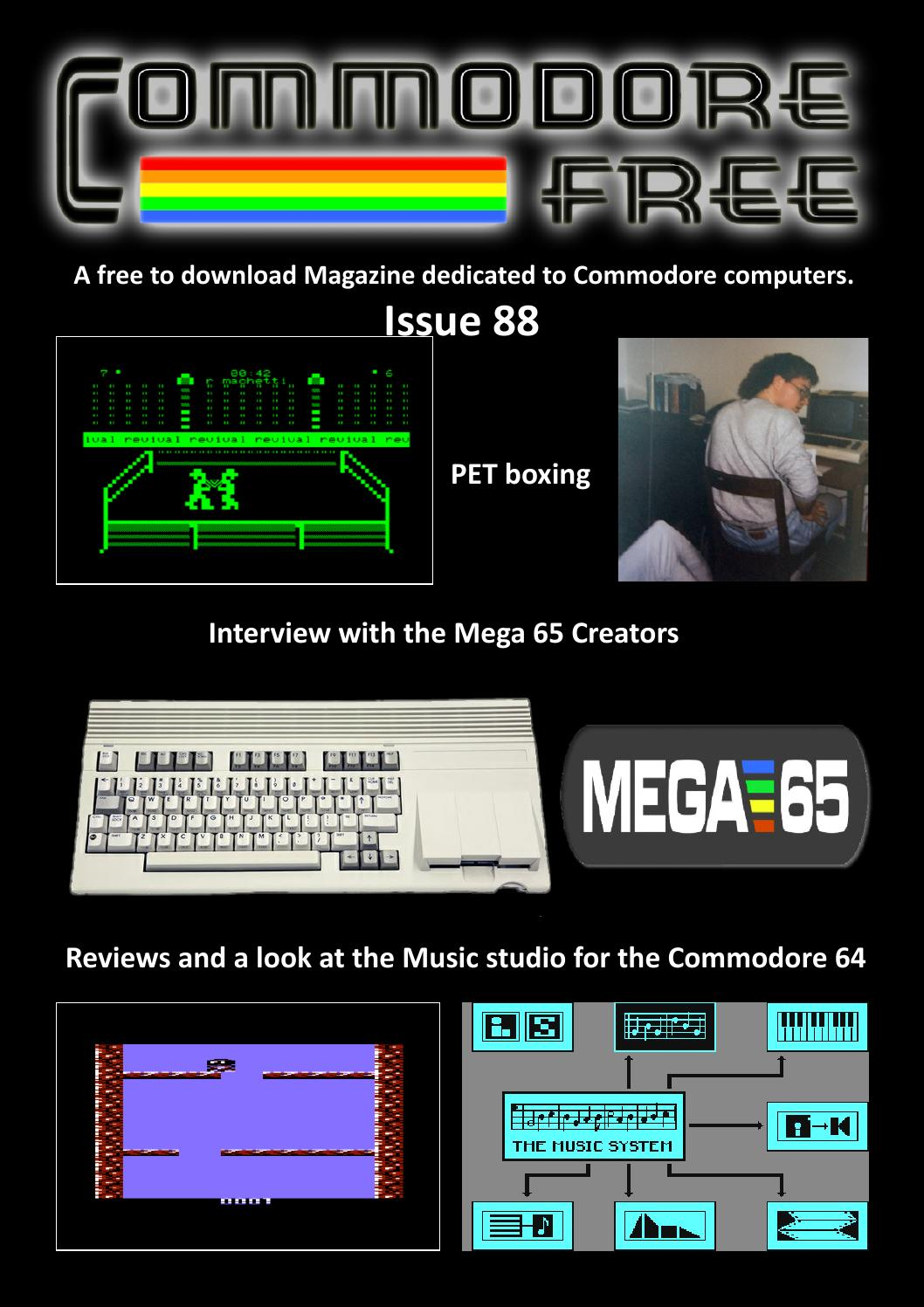 Commodore Free Issue 88 by Commodore Free Magazine - issuu