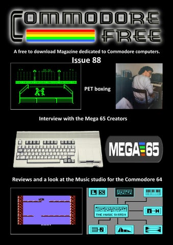 Commodore Free Issue 88
