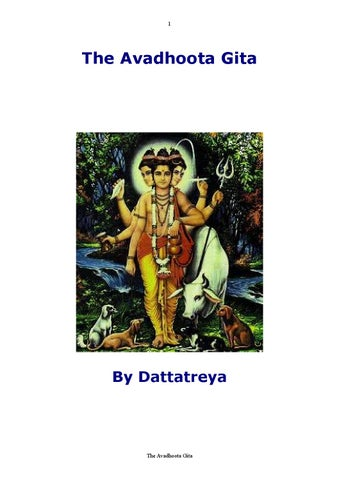 24 Gurus Of Dattatreya Epub Download