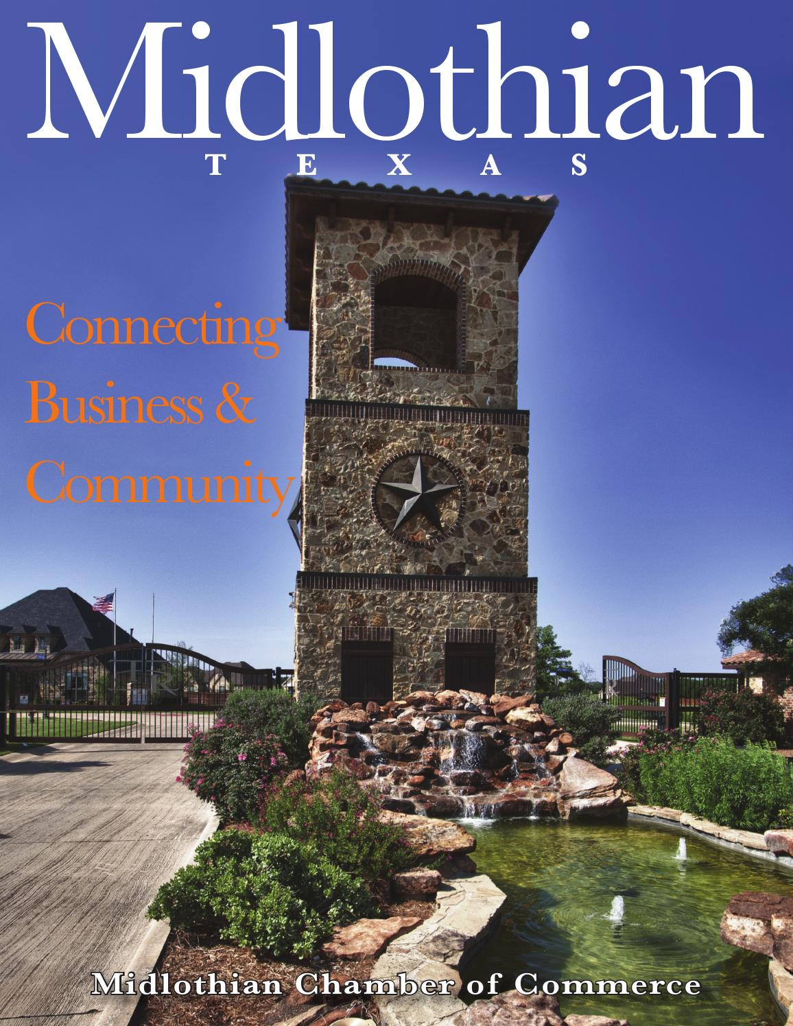 Midlothian Community Profile and Chamber Directory by