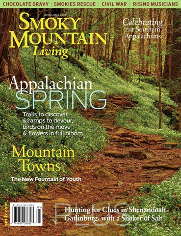 Smoky Mountain Living, April 2015
