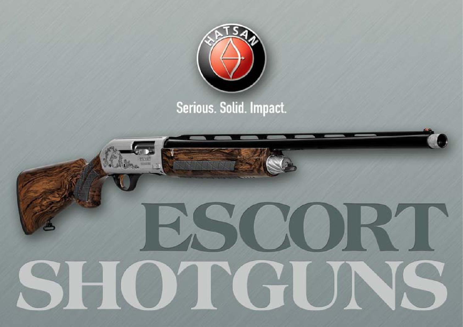 Escort Supreme Magnum Left Handed Shotgun Review