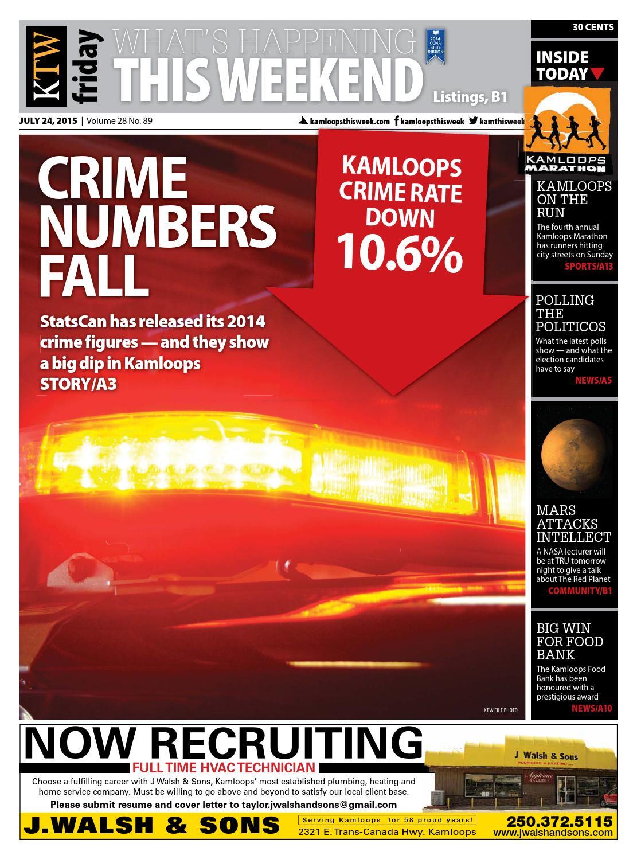 Kamloops This Week July 24, 2015 by KamloopsThisWeek - issuu