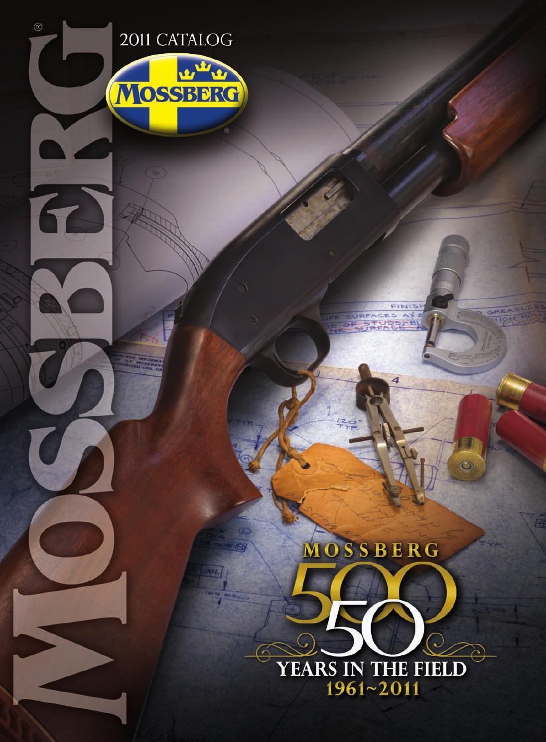 2011 mossberg catalog by Bignami S p A  - issuu