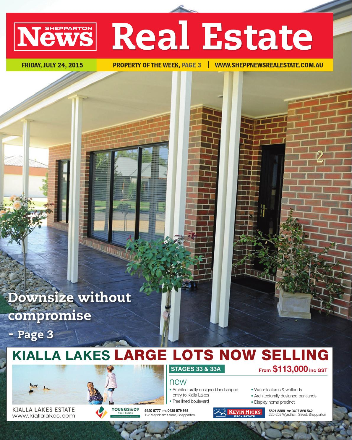 Shepparton News Real Estate Guide By McPherson Media Group