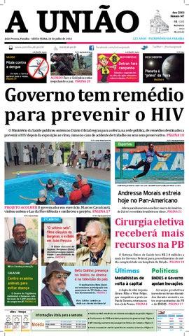 c5b1ca9f3dd0a Jornal A União - 24 07 2015 by Jornal A União - issuu