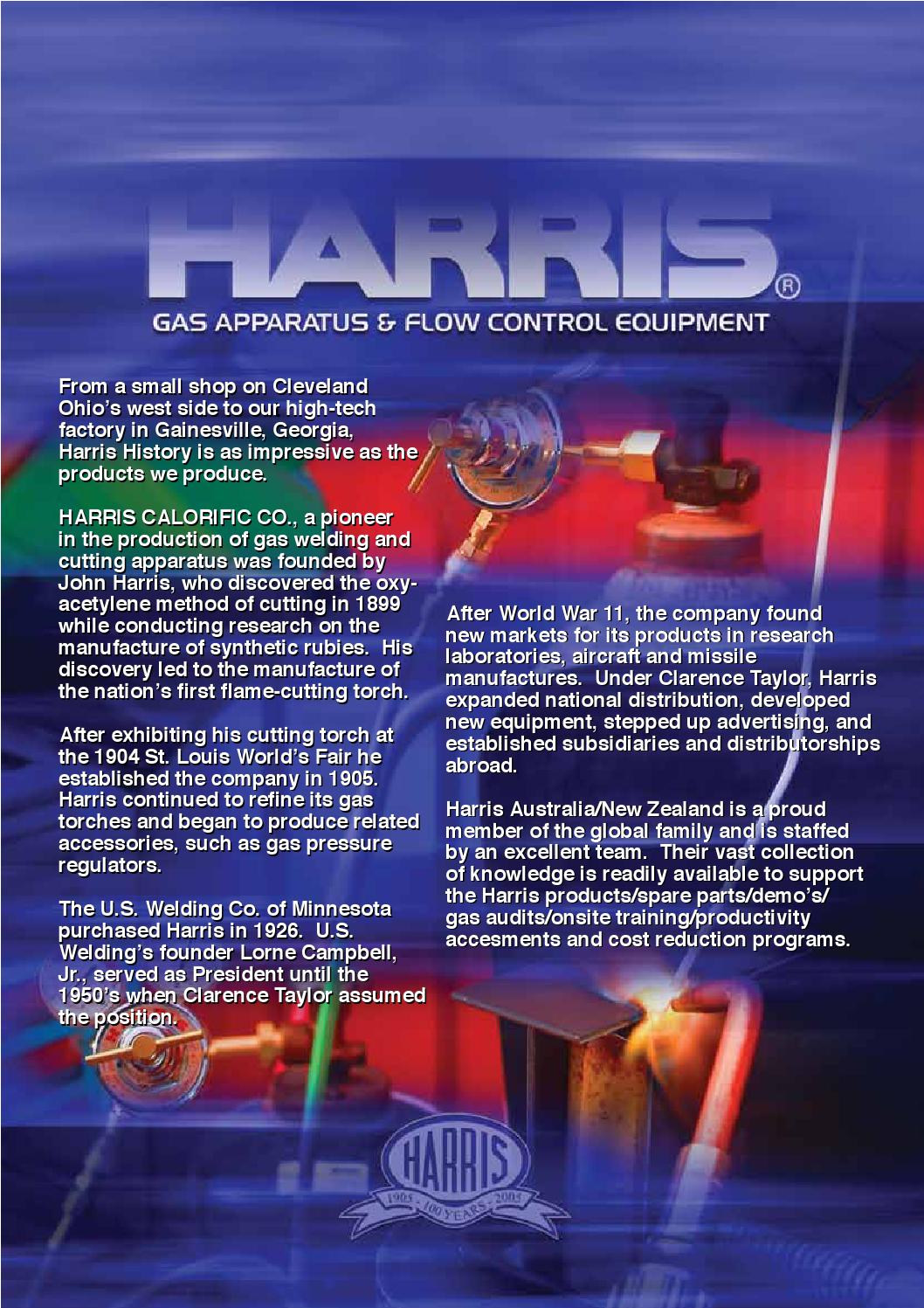 Harris Catalogue by Weldconnect Group Pty Ltd - issuu