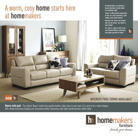 Exceptionnel A Warm, Cosy Home Starts Here At Homemakers