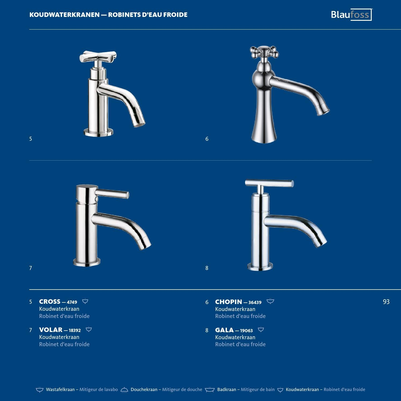 Catalogus Blaufoss By X2o Sanitary Issuu