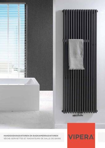 Catalogus Vipera radiator by X2O Sanitary - issuu
