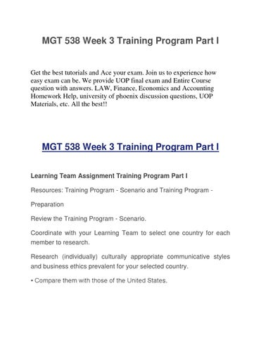 mgt 538 final exam To download the complete questions and answers click ldr 531 final exam questions  mgt 538 final exam 100% correct  mgt 527 final exam.