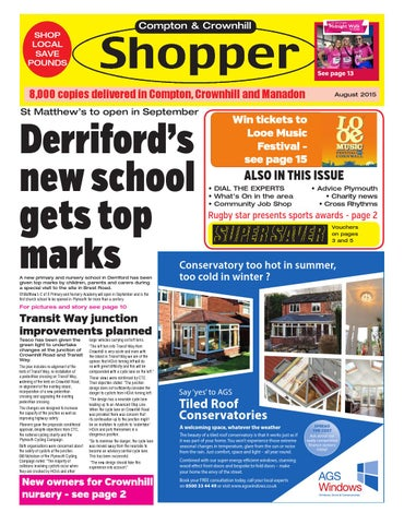 The Plymouth Shopper August 2015