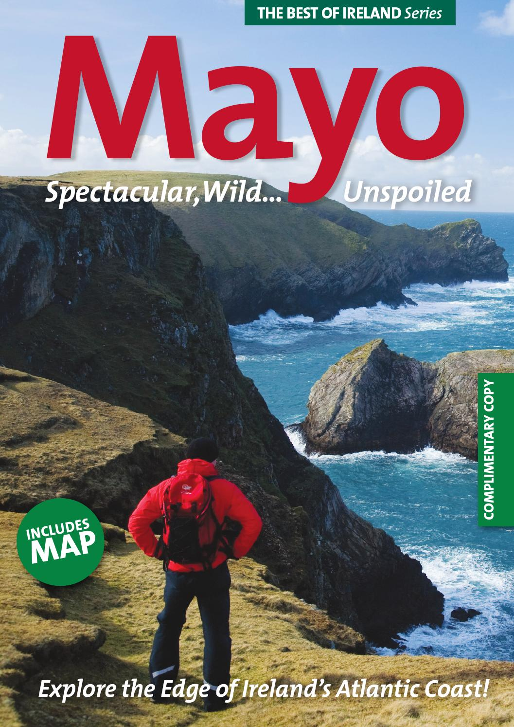 73f2d4276b1 Best Of Ireland Series - Mayo Guide 2015 by Southern - issuu