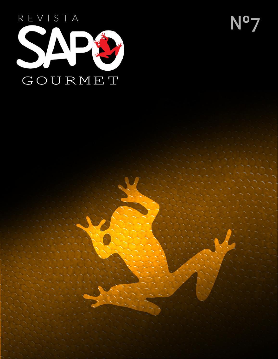 Revista Sapo Gourmet 10 by Revista Sapo - issuu