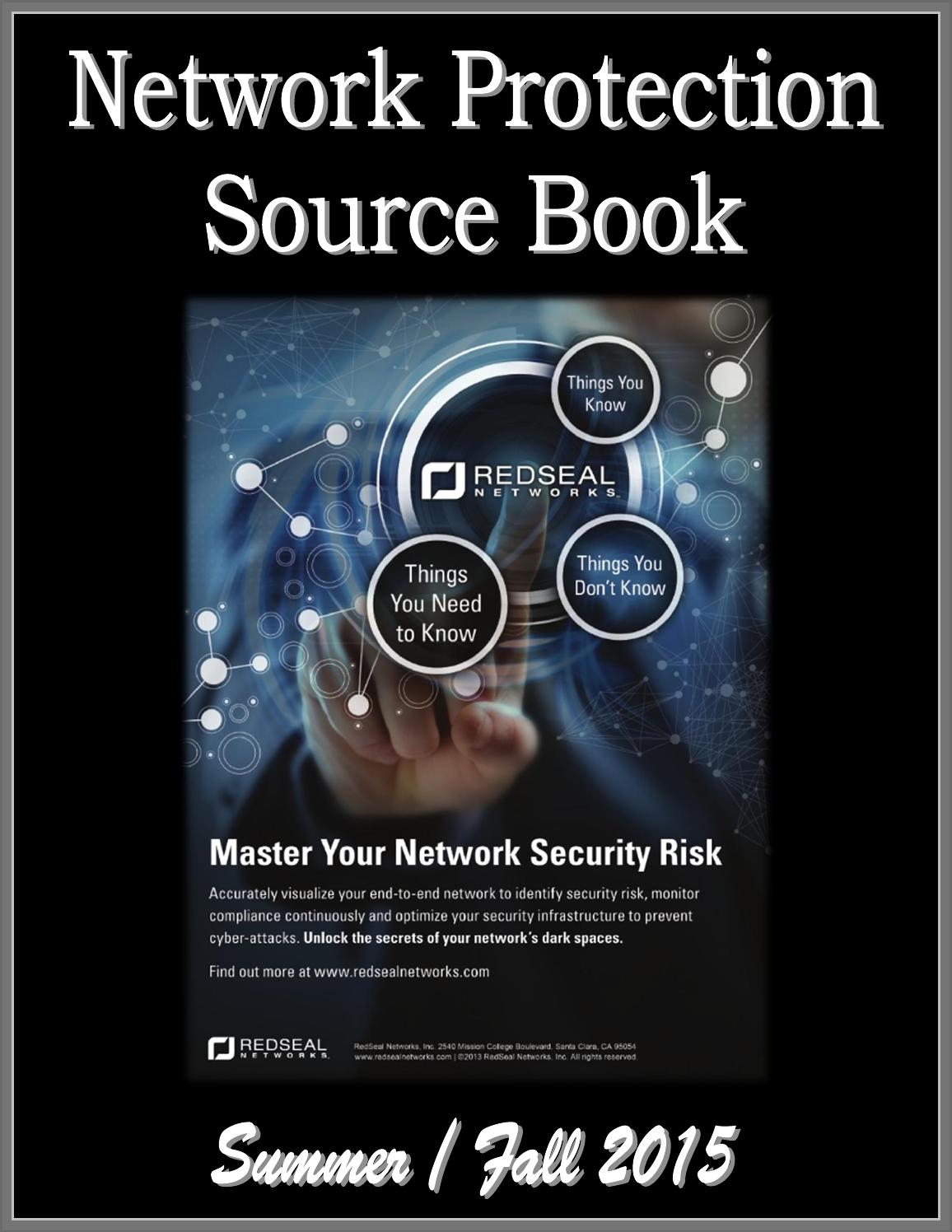 Network Protection Source Book by Federal Buyers Guide, inc
