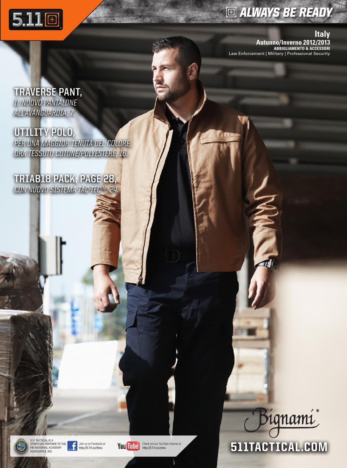 5.11 Tactical Taclite Tdu Gamba Corta Pantaloni Pantalone da uomo-Nero Tutte le Taglie