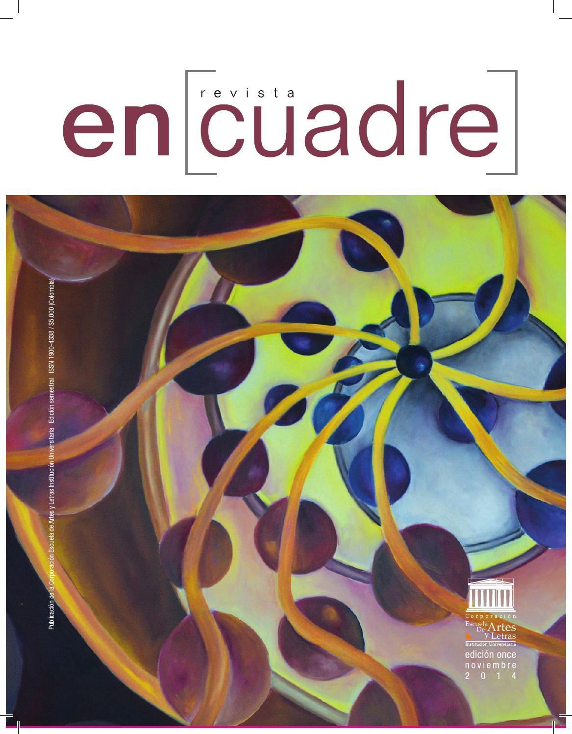 Revista Encuadre - Edición 11 by EAL Comunicaciones - issuu
