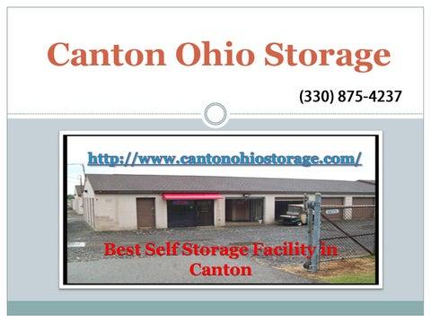 Bon Page 1. Canton Ohio Storage