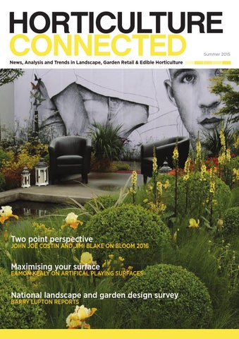 Horticulture Connected Journal   Summer 2015