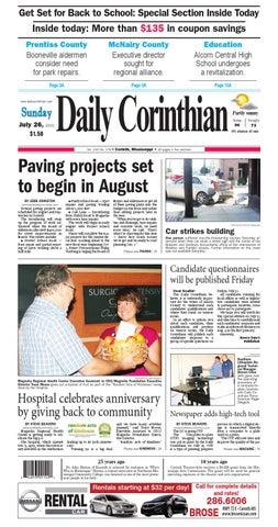 072615 daily corinthian e edition by Daily Corinthian issuu
