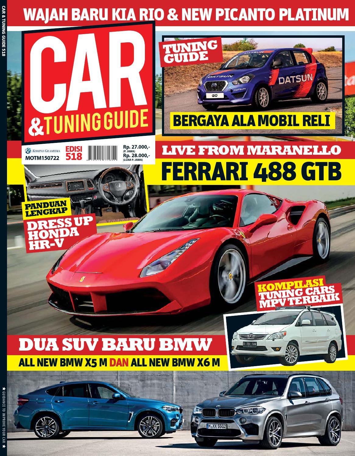 Car tuning guide edisi 518 2015 by thành phan issuu
