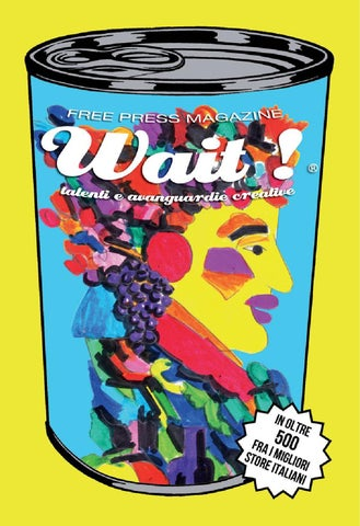 Wait n°45 by Wait Magazine issuu