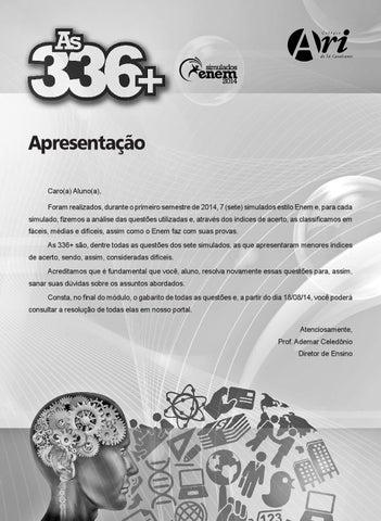 Ari de sá 2014 336 questoes by Thiago mac - issuu 794ee0af36