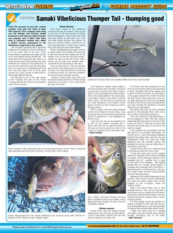 New South Wales Fishing Monthly - July 2015 by Fishing