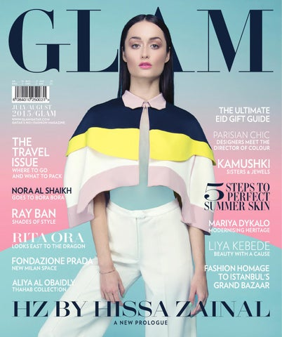 bd7d62ba141a Glam july august 2015 by Oryx Group of Magazines - issuu