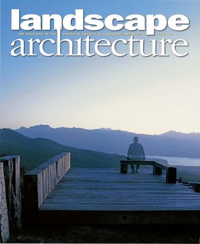 Landscape architecture 2009 04 by nata - issuu