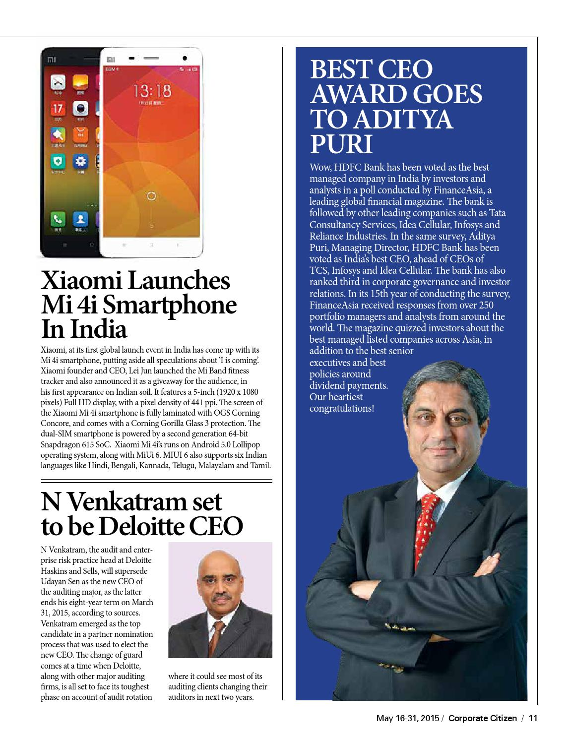 9th Issue by Corporate Citizen - issuu